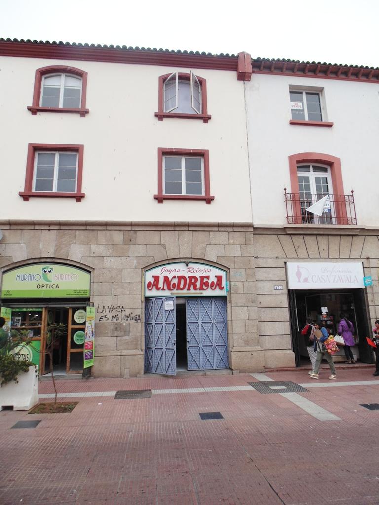 Local comercial en plena Calle Prat