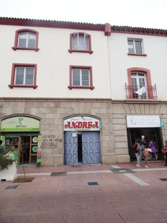 Local comercial en plena Calle Prat