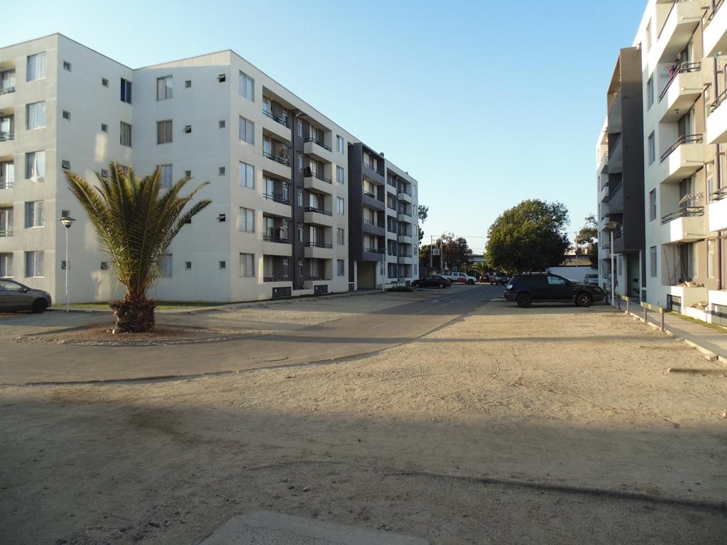 Arriendo de departamento en condominio Espacio Urbano I
